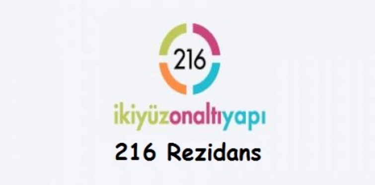 216 Rezidans nerede?