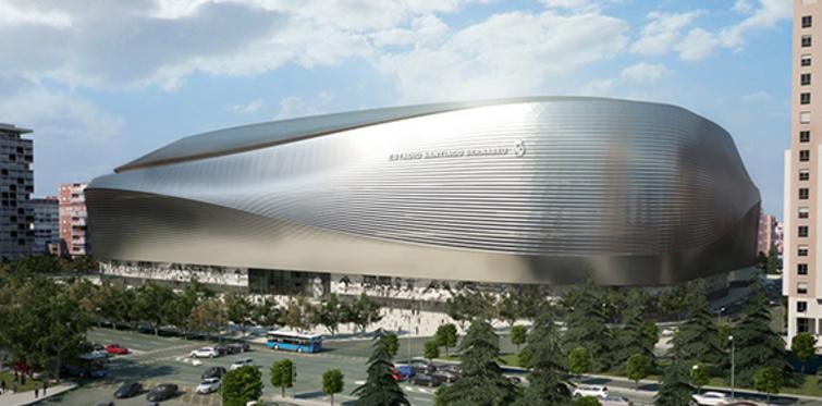 Real Madrid stadını yenileyecek olan L35 kimdir?