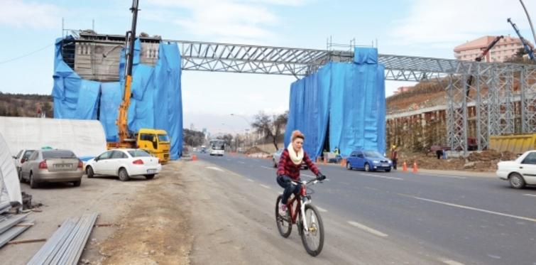 Ankara'ya 25 milyonluk kapı projesi