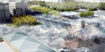 Gezicilerin Taksim Meydanı Topbaş'ınkine benzemiyor!