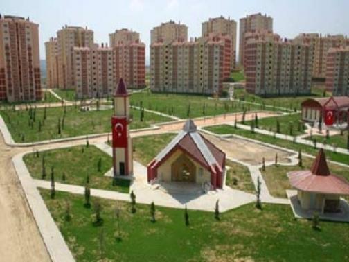 Erzurum İspir TOKİ Evleri başvuruları devam ediyor