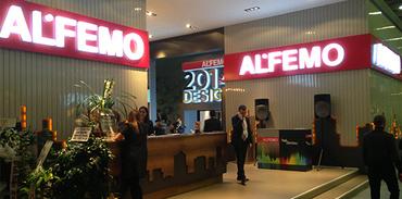 Alfemo 2014'te yeni bayilik anlaşmalarıyla giriş yaptı