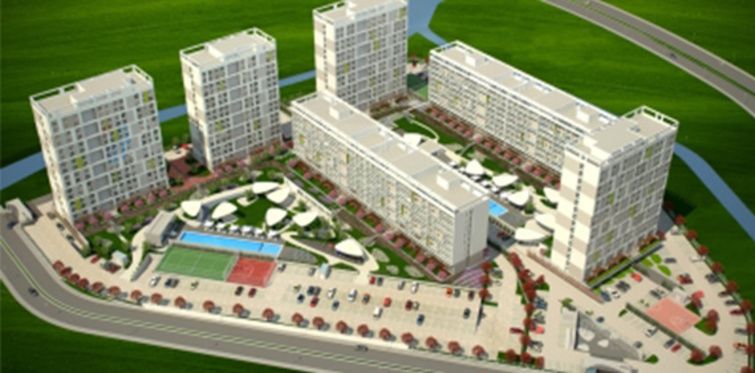 Soyak Evostar'ın altyapı ve çevre işleri onaylandı