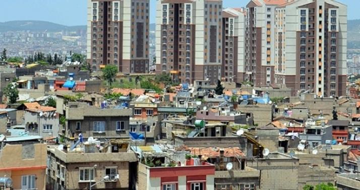 2014'te kentsel dönüşüme 1.5 milyar kaynak