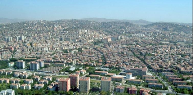 Ankara Yenimahalle'de satılık 2 arsa