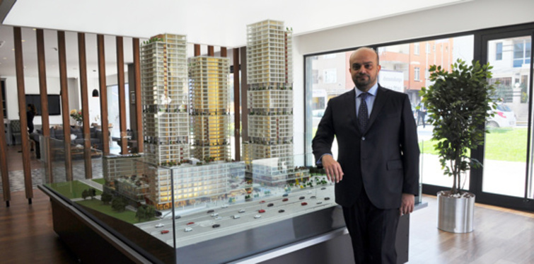 Dumankaya inşaat 'Marka Bilinirliği'nde başta geliyor