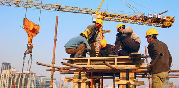 İstihdam şampiyonu inşaat sektörü oldu