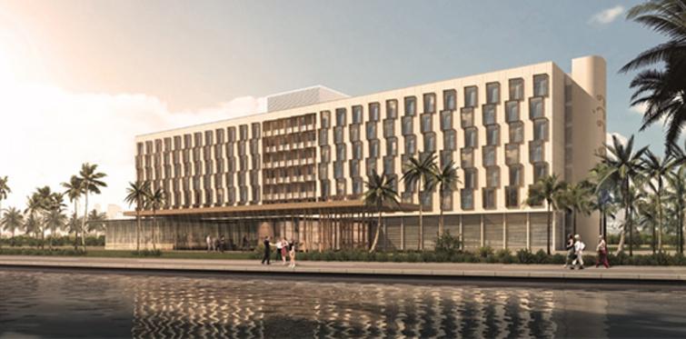 Polimeks, Uzou Otel'in renovasyonunu yapacak