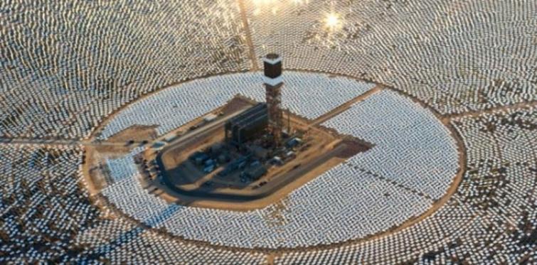 Dünyanın en büyük elektrik santrali