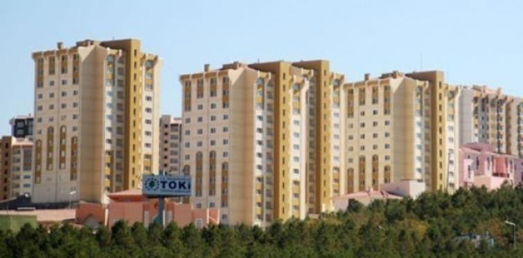 TOKİ Ankara konutları için kuralar çekiliyor