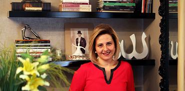 Arap mimarisini Osmanlı mimarisiyle buluşturuyor