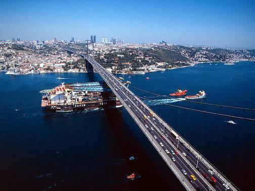 2014'te hangi ulaşım projeleri faaliyete açılacak?