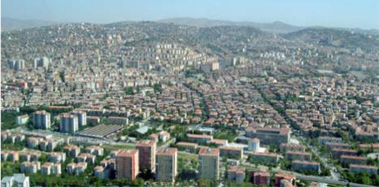 Ankara'da 4 adet gayrimenkul satışa çıktı