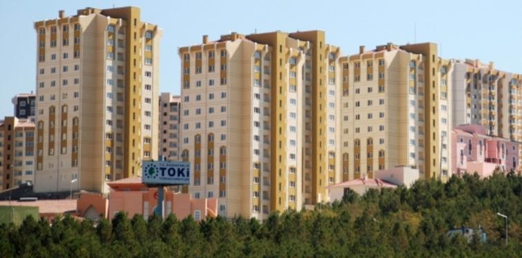 TOKİ'den Trabzon'a 353 konut