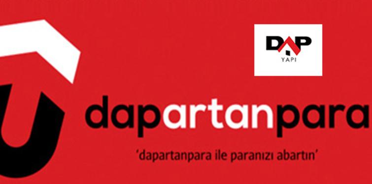 """DAP Yapı'da """"Dapartanpara"""" ile geleceğe yatırım"""