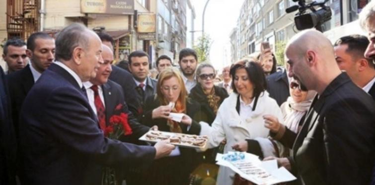 Topbaş'tan Büyükçekmece'ye metrogar müjdesi