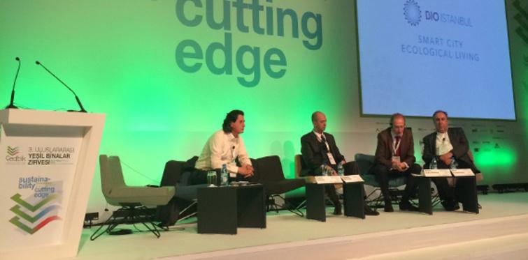 3. Yeşil Binalar Zirvesi'nde sürdürülebilirlik konuşuldu