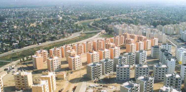 Adana'da nitelikli konut dönemi yaşanıyor