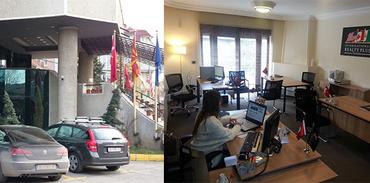 Realty Plus Türkiye Makedonya'da ofis açtı