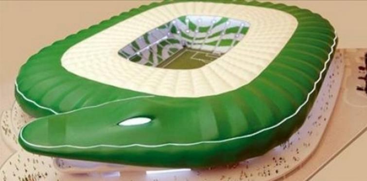 TOKİ stadyum projeleri