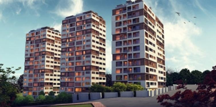 Arcadia Residence Ümraniye fiyatları! 450 bin TL!