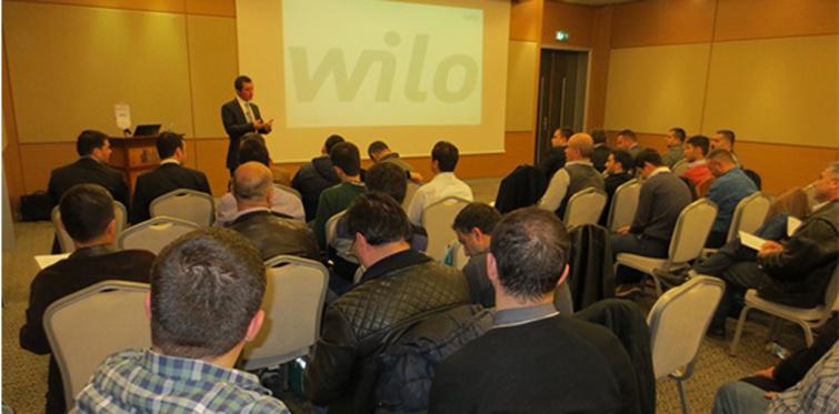 WILO enerji verimliliği seminerlerine devam ediyor