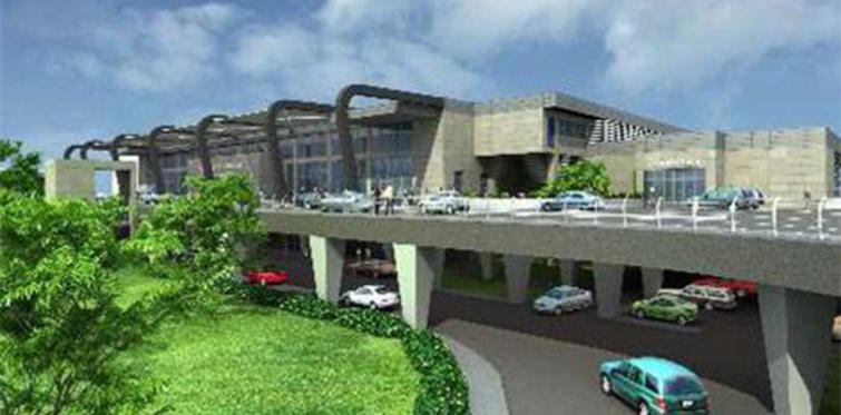 Konya Havalimanı yeni terminal binası hizmete giriyor