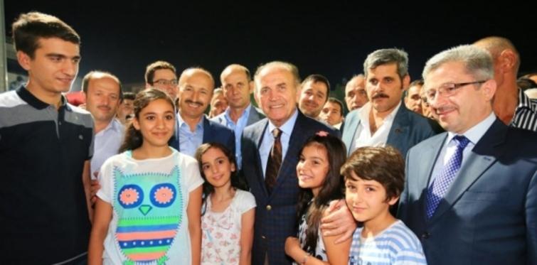 Kadir Topbaş'tan bir metro müjdesi daha