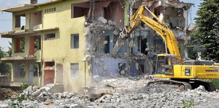 Kentsel Dönüşüm yıkım süreci nasıl oluyor?