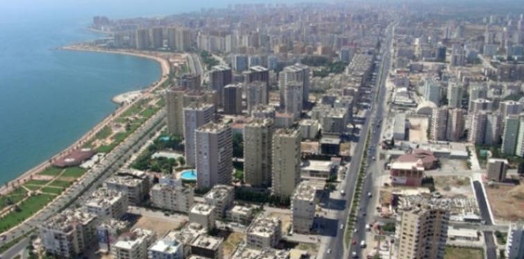 Mersin Akdeniz ilçesinde satılık 5 taşınmaz