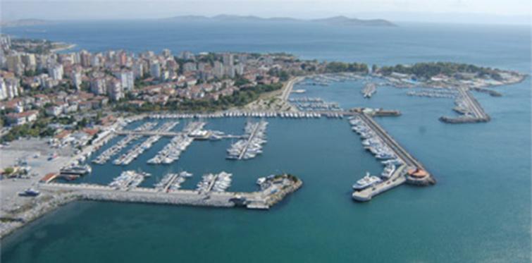 Fenerbahçe - Kalamış Yat Limanı özelleştiriliyor