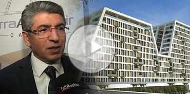 Süreyya Aydemir, Terra Ataşehir'i anlatıyor