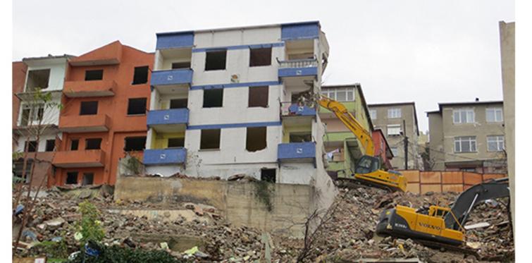 Fikirtepe'de yıkımlar bugün başlıyor