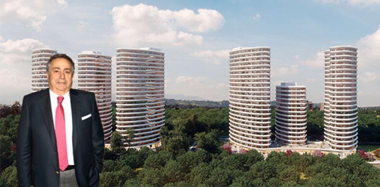 Teknik Yapı Concord İstanbul'u satışa çıkardı