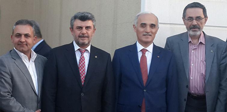 Seha Yapı Erbil'de ofis açtı