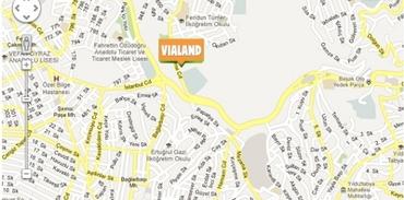 Vialand'a nasıl gidilir?