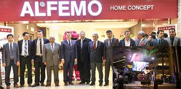 Alfemo, Mısır'da 3. mağazasını açtı