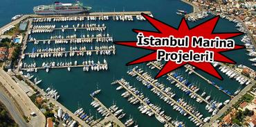 İstanbul marina projeleri!