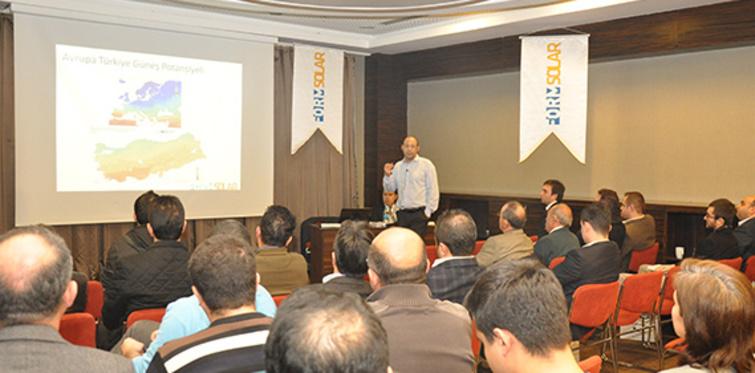 Form Temiz Enerji'den Kayserili işadamlarına seminer