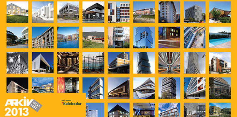2013'ün en nitelikli yapıları belli oldu