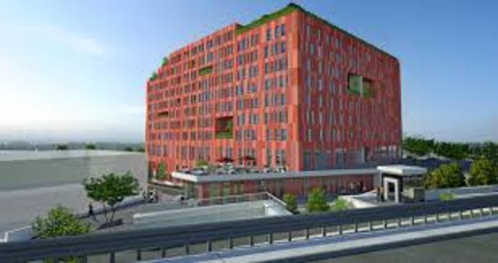 Lapis Han'da ofisler yüzde 27 oranında doldu