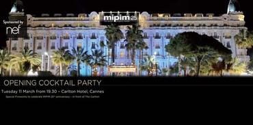 MIPIM Cannes 11 Mart'ta 2014 başlıyor!
