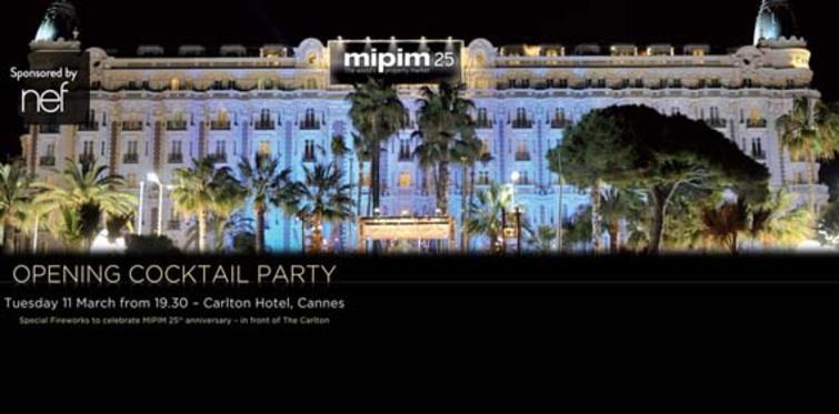 MIPIM Cannes 2014 başlıyor!