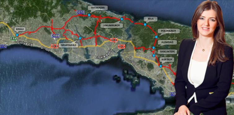 İstanbul'da yeni projelerle yeni bölgeler öne çıkıyor