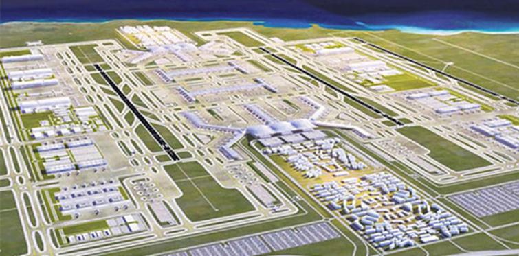 3. havalimanı için yeni ÇED dosyası sunuldu