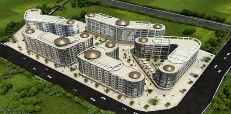 Viaport Luxury projesi satış ofisi