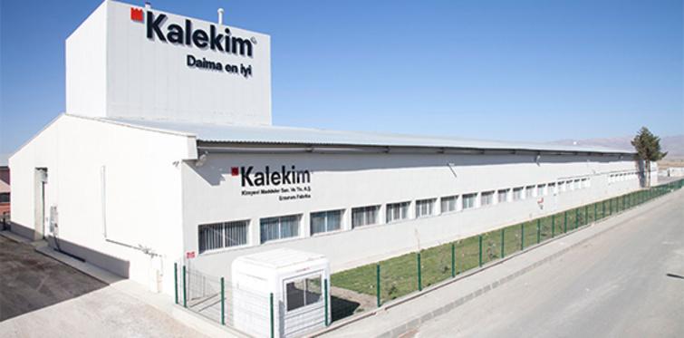 Kalekim'e Mardin ve Erzurum'da kalite belgesi