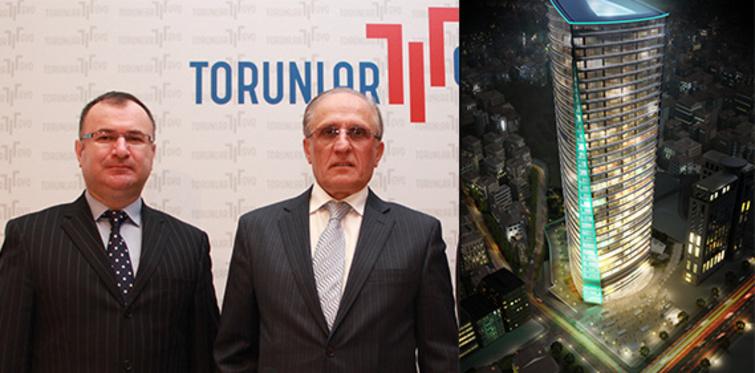 Torunlar GYO, 2013 yılı net kârını açıkladı