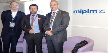 Türkiye'nin kentsel dönüşümü MIPIM'e damga vurdu