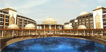 Yalova Thermal Palace, Araplar'ın dikkatini çekti